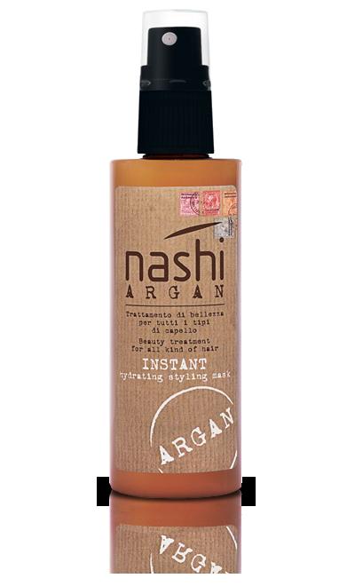 nashi argan oil innehållsförteckning
