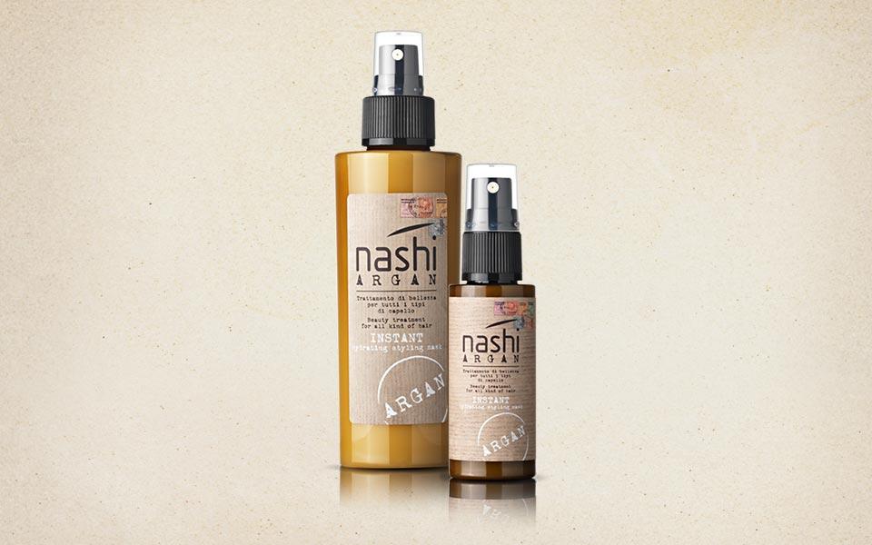 Nashi prodotti colore capelli