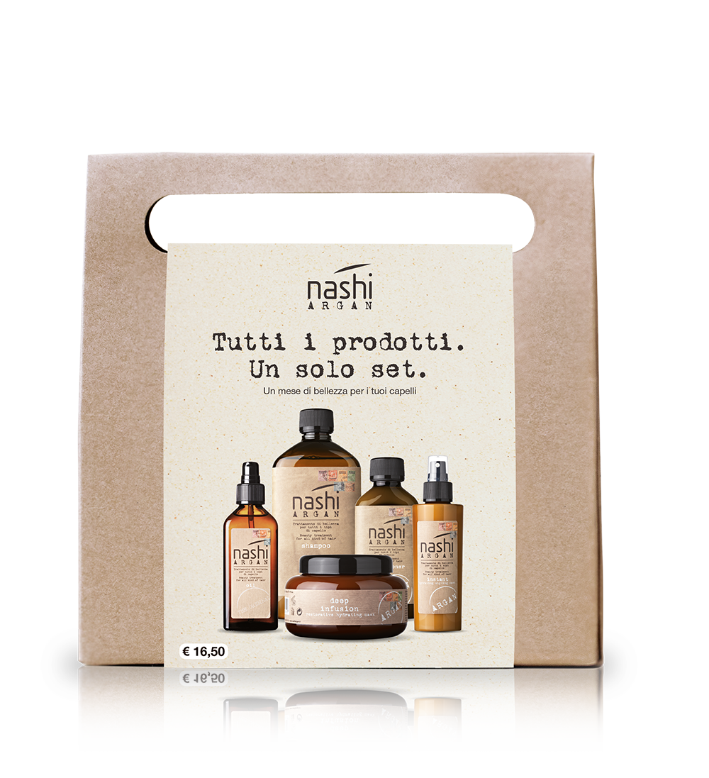 TRY ME SET CAPELLI