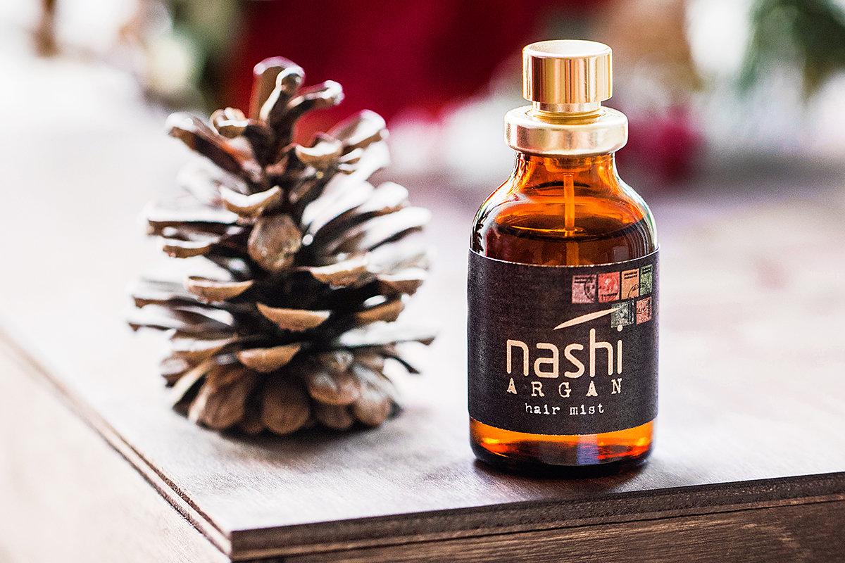Hair Mist - il profumo per capelli Nashi Argan