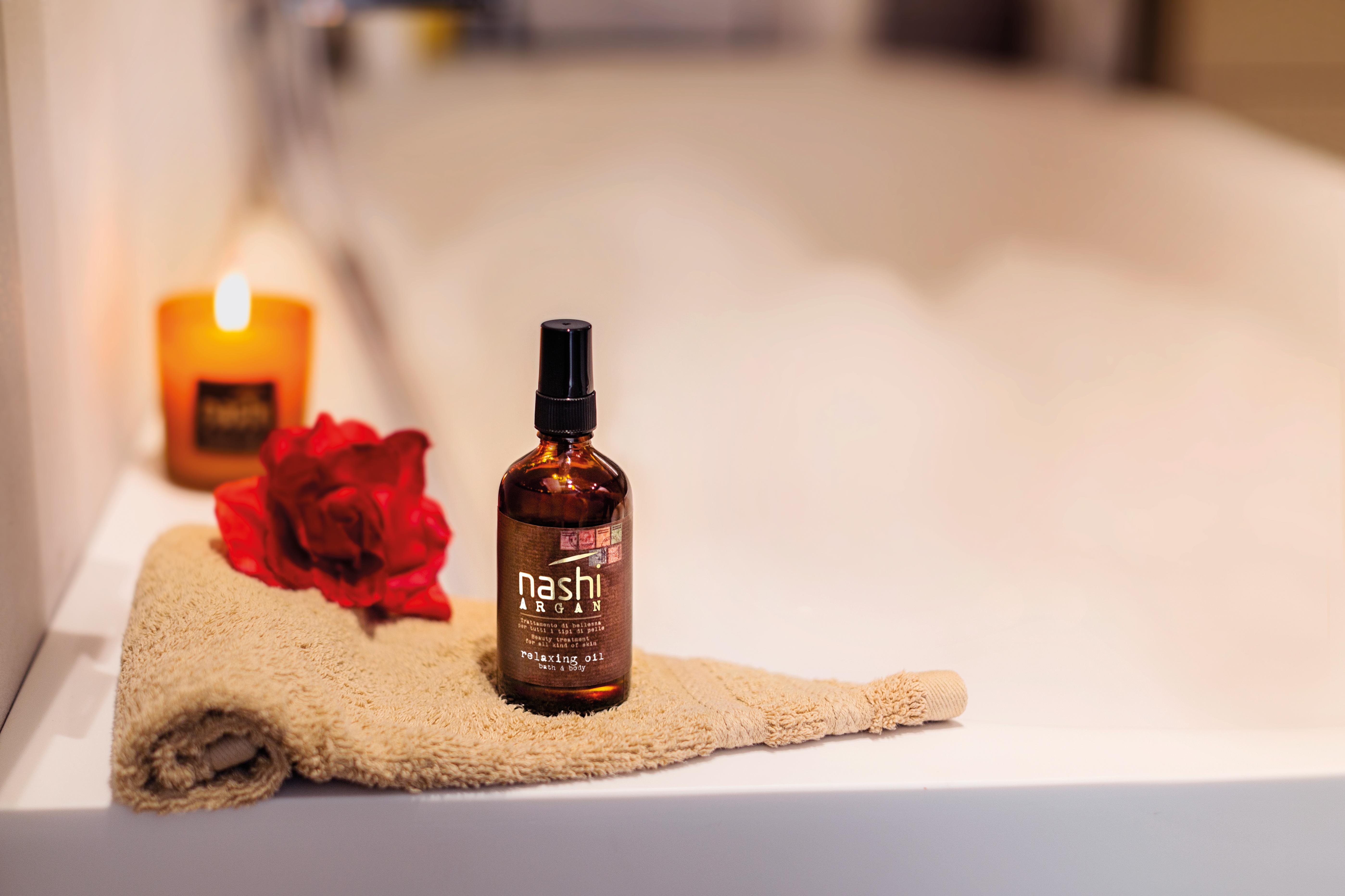 Relaxing oil: un elisir versatile per il tuo benessere