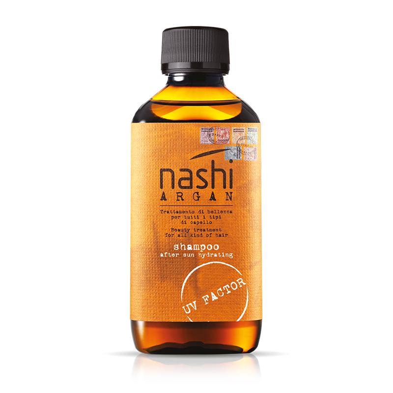 Shampoo After Sun