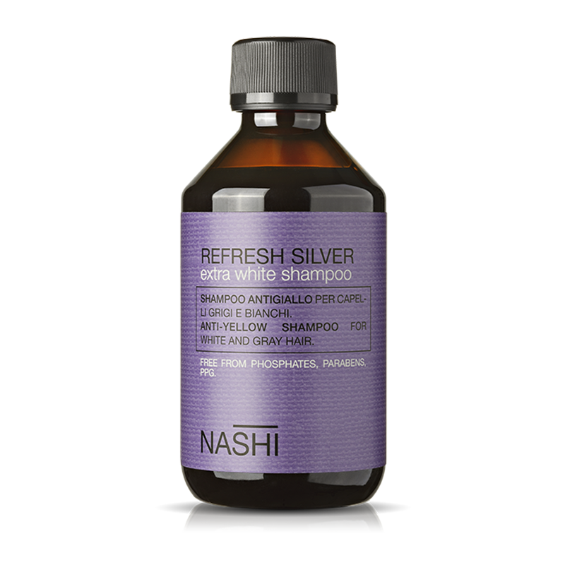 Refresh Silver Extra White Shampoo