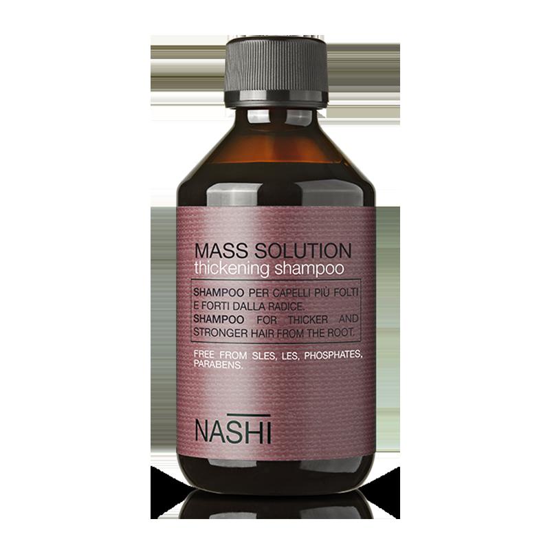 Mass Solution Thickening Shampoo