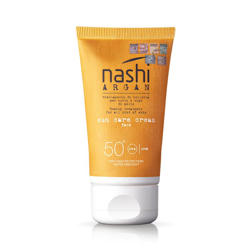 Sun Care Cream face 50+