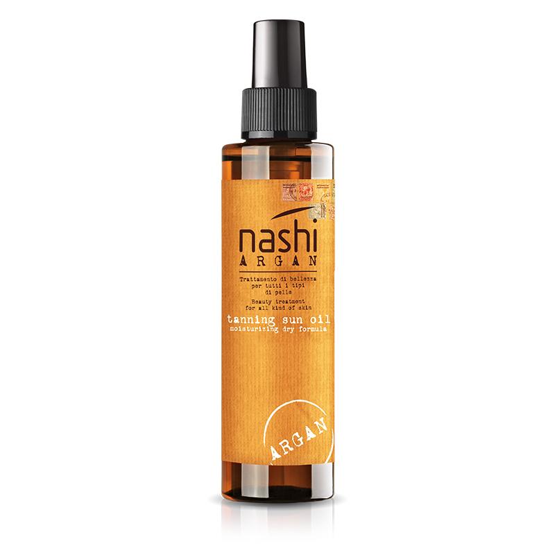 Tanning Sun Oil